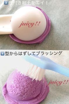 Juicy!! 樹脂粘土で作るフェイクスイーツ&デコ