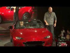 Watch Mazda's 2016 MX-5 reveal presentation right here | Car Fanatics Blog