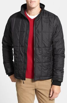 The North Face 'Olos' Insulated Quilted Jacket available at #Nordstrom