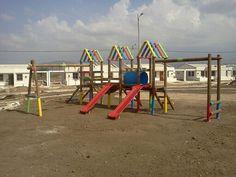 Spyd Parque para el cerrejon, en Barrancas, La Guajira, Colombia. http://spyd-parques.wix.com/spyd-parques