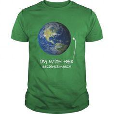 favorite Names Science March shirt Shirts & Tees