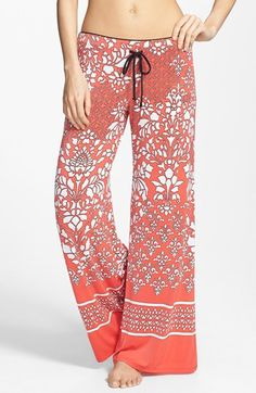 In Bloom by Jonquil 'Bali' Pants available at #Nordstrom