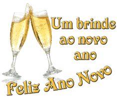 Ano Novo - Bem vindo(a)!