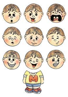 activites manuelles clsh – Page 4 - school outfits Emotions Preschool, Body Parts Preschool, Teaching Emotions, Emotions Activities, Toddler Learning Activities, Montessori Activities, Preschool Worksheets, Kids Learning, Feelings Games