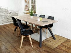 Dining Chairs, Dining Table, Joko, Studio Apartment, Office Desk, Kitchen Dining, House Design, Interior Design, Furniture