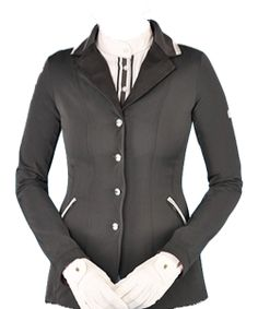 FITS Zephyr Dressage/Show Jumping Coat. All mesh. All breathable ...