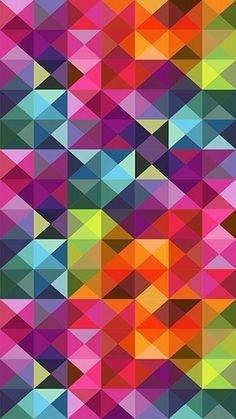 colors.quenalbertini: Rainbow iPhone Wallpaper