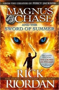 Magnus Chase and the Sword of Summer (Book 1): Amazon.de: Rick Riordan: Fremdsprachige Bücher