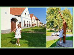 Голашовице - сказочная красота чешской деревни