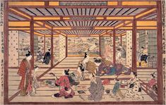 Designed for Pleasure: The World of Edo Japan in Prints and Paintings, 1680-1860 - Art - Review - The New York Times