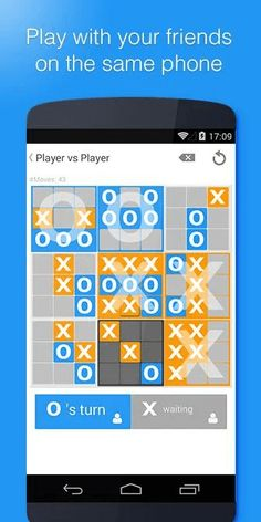 OXOmium Strategic TicTacToe by DavCo Android Game Screenshot 9