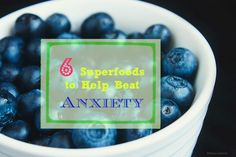 6 Superfoods to Help Beat Anxiety Groovy Green Livin Health Tips, Health And Wellness, Health Fitness, Anxiety Help, Stress And Anxiety, Healthy Life, Healthy Eating, Thyroid Diet, Simply Organic