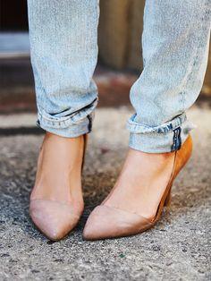 Free People Meridian Heel, $148.00