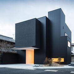 Framing House, Japan