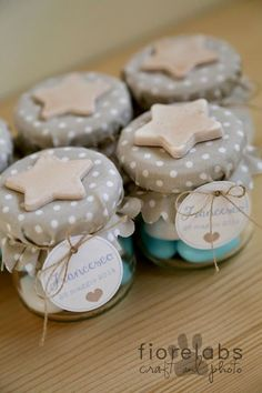 Baptism Favors, Wedding Favours, Party Gifts, Party Favors, Baby Party, Diy Projects To Try, Creative Gifts, Christening, Party Time