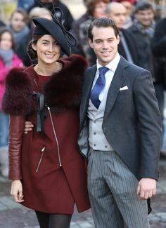 La Familia Ducal de Luxemburgo se reúne de nuevo en una boda real - Foto 8