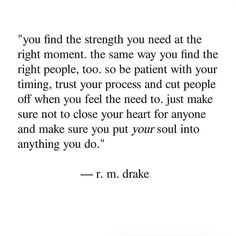 Rm Drake Quotes, Mood Quotes, Positive Quotes, Motivational Quotes, Life Quotes, Inspirational Quotes, Pretty Words, Beautiful Words, Self Love Quotes