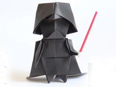 Perfect For Kylo Ren's Altar To Grandpa: How To Make An Origami ...