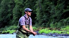 Fly Fishing for Steelhead - Switch Rod - Red Truck Fly Rod - Time to Fis...