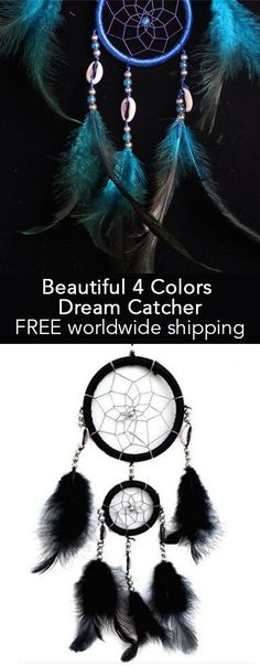 Beautiful 4 Colors Dream Catcher