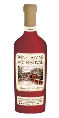 Keystone Wine, Jazz & Art Festival, 2007