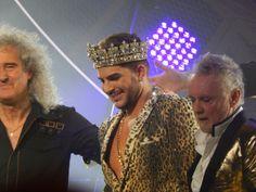 QUEEN + Adam Lambert in Sydney August 27, 2014