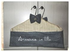Portabito profumato grigio, by Armonie in lilla, 12,00 € su misshobby.com