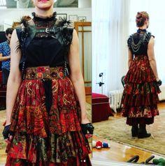 The skirt is Marya's