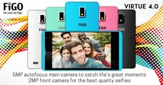 5MP autofocus main camera to catch life's great moments 2MP front camera for the best quality selfies. Buy Now. http://amzn.to/2eMn95D