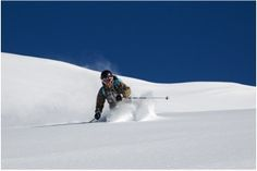 With Epic 's guides living in the area all winter long they know where the best snow is to be found on any given day.