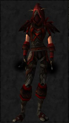 World of Warcraft Fashion & Transmogrification. Rogue Transmog, For The Horde, Character Costumes, World Of Warcraft, Diy Costumes, Cosplay Ideas, Rogues, Overwatch, Armour