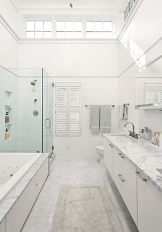 1000 images about bathroom renovation on pinterest for Long narrow master bathroom layout