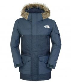 The North Face Parka para hombre McMurdo Urban Navy