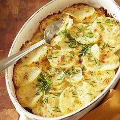 Lezzetli ve pratik bir aperatif tarifi Kremalı Patates Tarifi http://www.mutfaknotlari.com/aperatif-tarifler/kremali-patates-tarifi.html