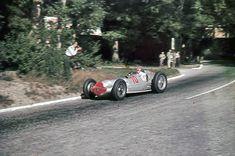 1938 Swiss GP Mercedes-Benz W154 (Manfred von Brauchitsch)