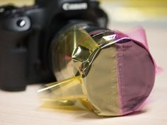 Here are five household items you can use as do-it-yourself lens filters to add a different look and feel to photos.