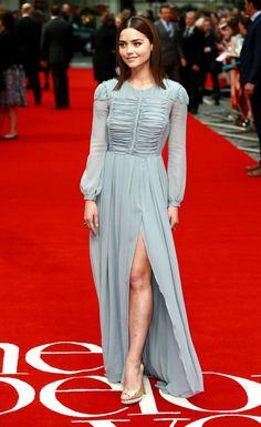 Jenna-Coleman-Me-Before-You-London-Movie-Premiere-Red-Carpet-Fashion-Burberry-Tom-Lorenzo-Site (3)