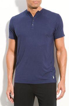 Polo Ralph Lauren Modal Henley Shirt | Nordstrom