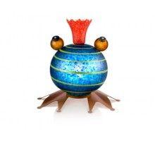 """Froggy Lamp Blue"" Pawel Borowski"
