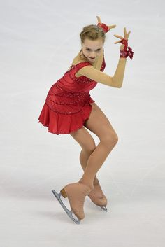 Elena Radionova - ISU Grand Prix of Figure Skating