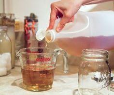 How to Make Vinegar Hair Rinse | eHow
