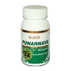 Punarnava Capsules Buy Online from Swadeshaj Swadeshi Store Kudos Ayurveda, Coconut Oil, Store, Food, Larger, Essen, Meals, Yemek, Shop