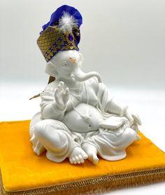 Ganesha Statue - Handcrafted