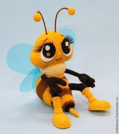 Вязаное чудо Crochet Horse, Crochet Dragon, Crochet Animals, Knitted Stuffed Animals, Handmade Stuffed Animals, Weaving Patterns, Doll Patterns, Crochet Patterns, Cute Crochet