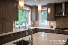 ... Quartz Countertops Portland : Maine Kitchens By Morningstar On  Pinterest Soapstone ...