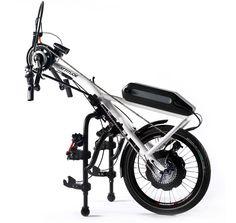 Attitude Wheelchair Hand Bikes by QUICKIE