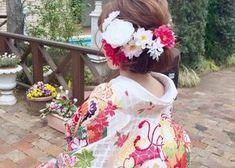 白無垢・色打掛を着こなすために♡本当に可愛い《シニヨンの和装ヘア》を集めました♩