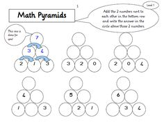 Mental Maths Worksheets When a child practices mental mathsmaths becomes quicker and simpler = maths mastery! My girls look at their maths charts (mini office A5 maths) too much, so I made some fun...