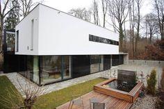 Einfamilienhaus Starnberg : Moderne Häuser von Huaber & more