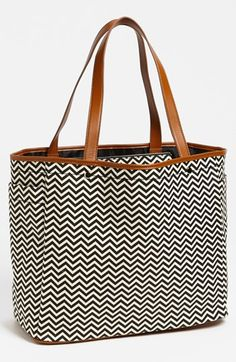 Tarnish+Graphic+Print+Canvas+Tote+available+at+#Nordstrom